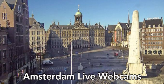 Amsterdam webcams