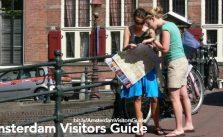 Amsterdam visitors guide