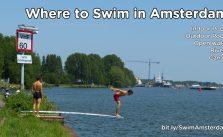 Where to swim in Amsterdam