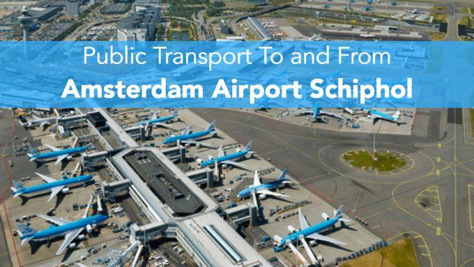 public transport schiphol amsterdam