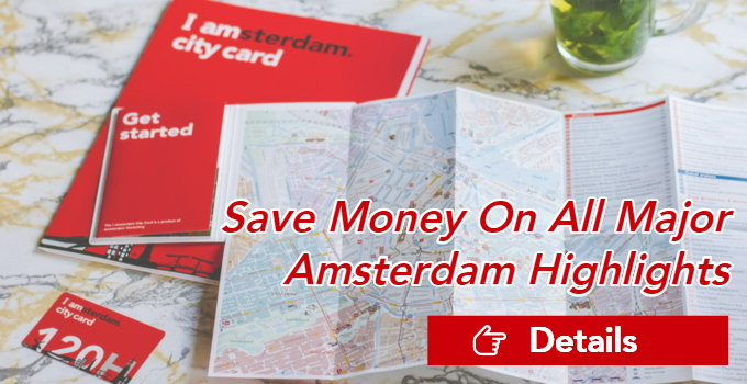 Amsterdam City Card