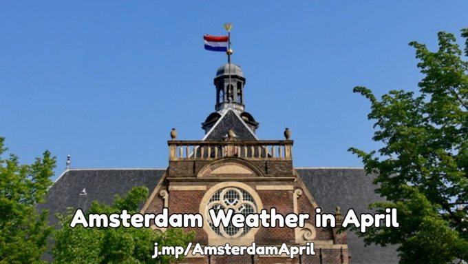Amsterdam April Weather