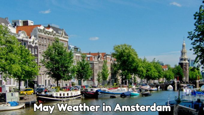 May weather Amsterdam