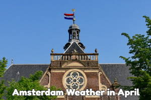 Amsterdam December weather forecast