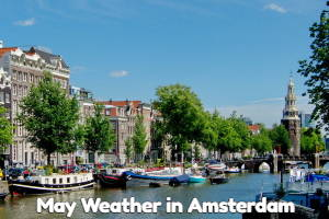 Amsterdam May weather forecast