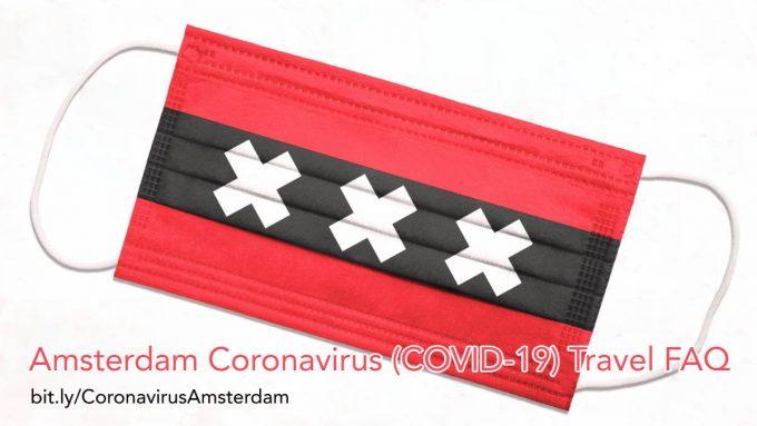Amsterdam Coronavirus Travel FAQ