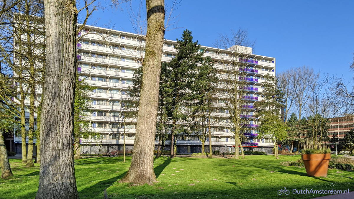 Rental scams can occur in every area of Amsterdam.