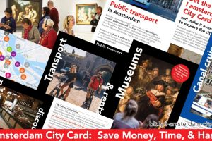 I amsterdam City Card – Worth It!