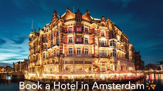 Book a hotel in Amsterdam
