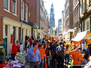 Amsterdam Queen's Day 2012