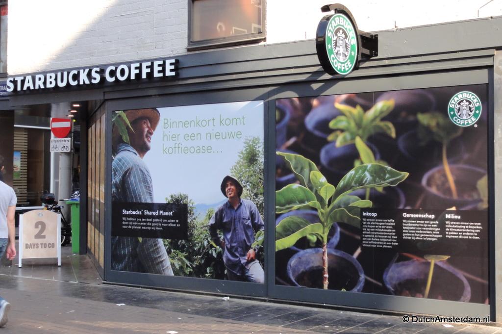 Starbucks Opens Ten Stores In Amsterdam And Randstad