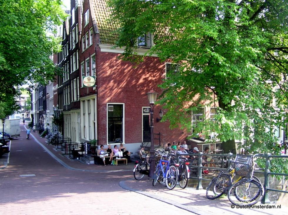 Café Tabac, Amsterdam