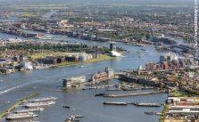 River IJ. Amsterdam