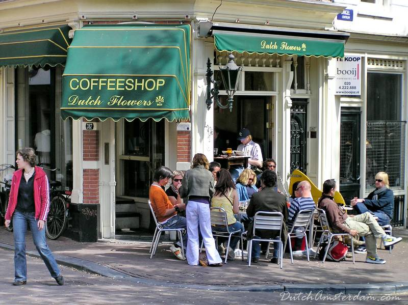 Amsterdam Coffee Shops Near Airport