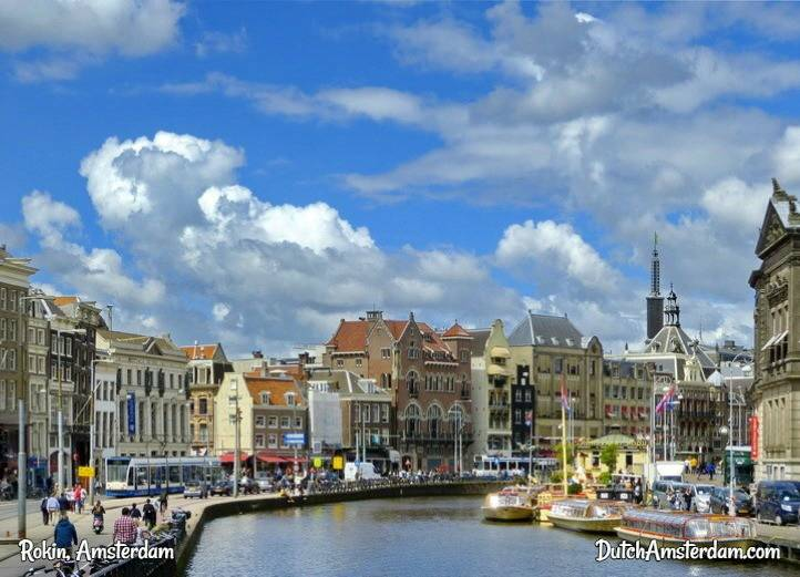 Natte Rokin, Amsterdam