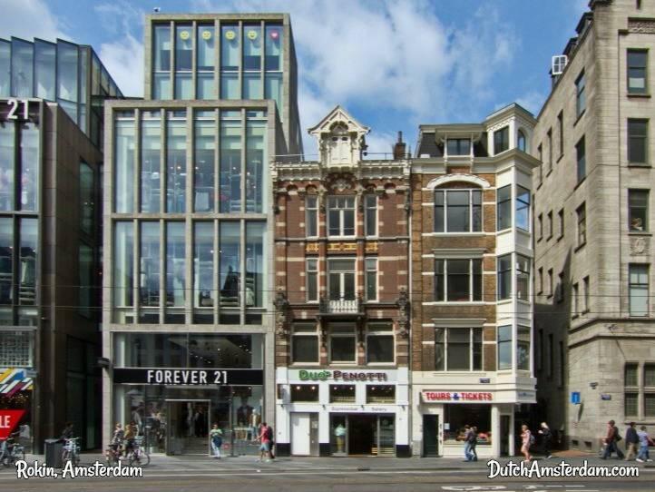Rokin buildings